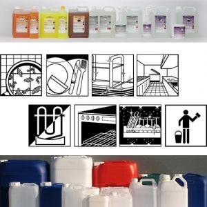 Witech HACCP Concept voor de grootkeuken