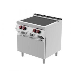 Kooktafels en Fornuizen elektrisch glaskeramisch Inductie